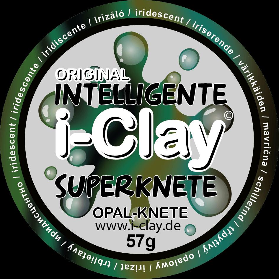 I Clay Intelligente Superknete Farbwechselnd Magnetisch